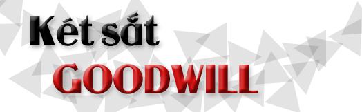đại lý két sắt goodwill chính hãng
